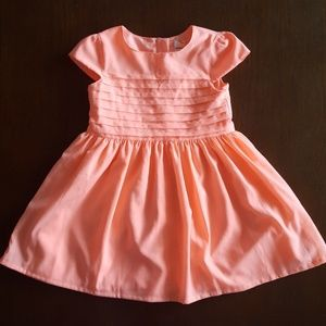 Other - 《 Party Dress 》Pleated Toddler Dress